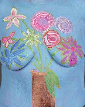 3. Wendy Bradley, Artist, 2017 by Best Strokes -  formerly Breast Strokes - Hadassah Greater Atlanta