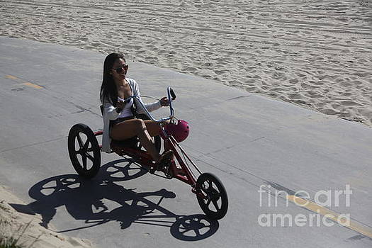 Chuck Kuhn - 3 wheel bike rentals