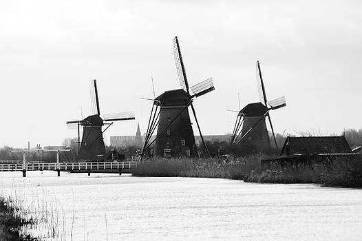 3 Windmills by Brandy Herren