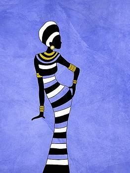 Woman by Gabi Siebenhuehner