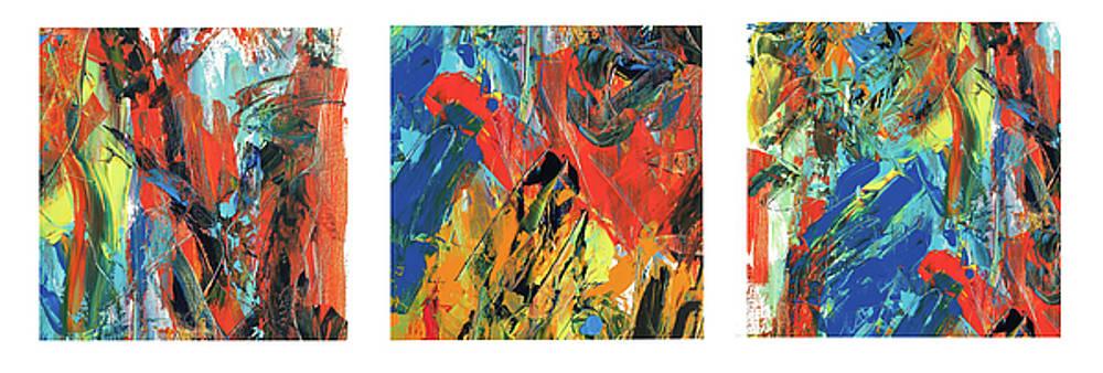 3 x Frustrations by Bjorn Sjogren