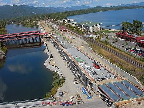 30 Through Downtown Sandpoint by Jerry Luther