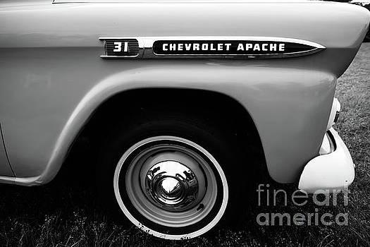 Dale Powell - 31 Chevrolet Apache