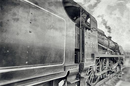 31806 Mogul steam locomotive by Steev Stamford