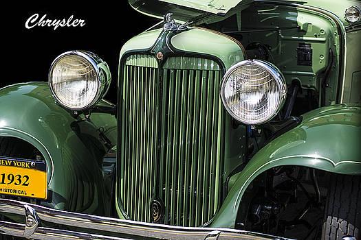 32 Chrysler by Jim Markiewicz