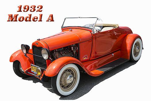 32 Model A by Jim Markiewicz