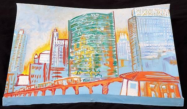 333 Wacker Avenue Chicago by Ben Zoltak