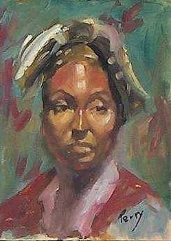 Portrait Example by Perry  Rubenstein