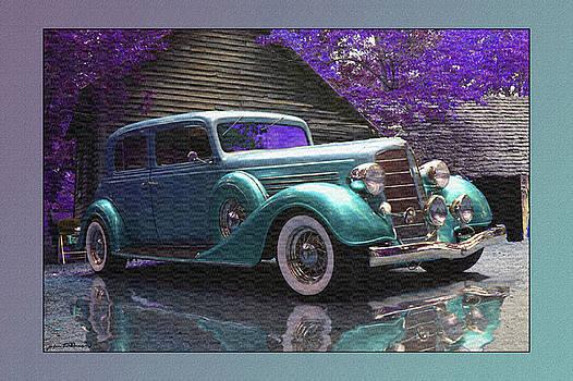 35 Buick Teal by John Breen