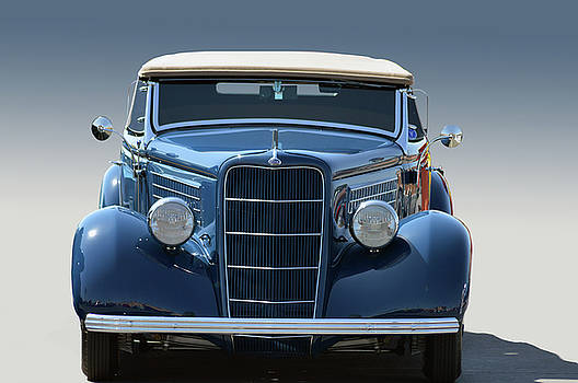 35 Ford C V Coupe by Bill Dutting