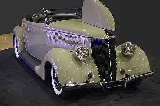 36 Ford Roadster by Bill Dutting