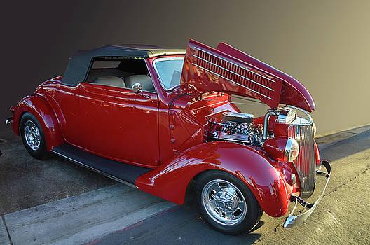 36 Roadster by Bill Dutting