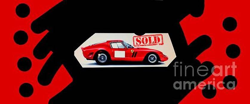 $38 000 000 1962 1963 Ferrari Berlinetta GTO  by Richard W Linford