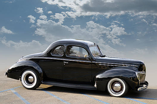 39 Ford Coupe by Bill Dutting