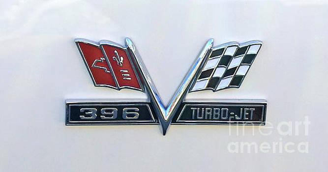 396 Turbo Jet by Jennifer Robin