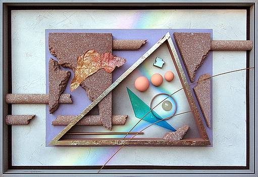 3D Abstract II by Ken Shotwell