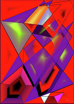 3d-cubes by Helmut Rottler