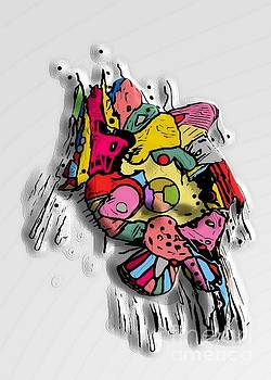 3D Popart by Nico Bielow by Nico Bielow