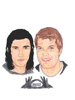 3oh3 by Michael Dijamco