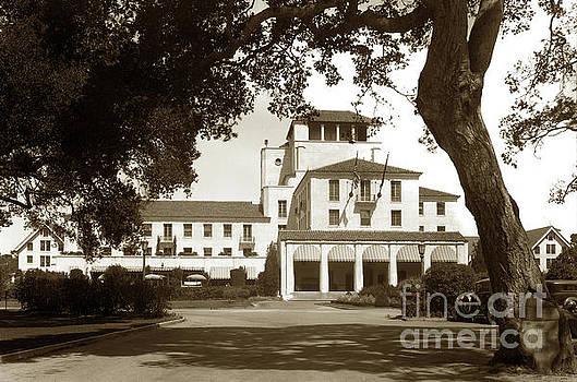 California Views Mr Pat Hathaway Archives - 3rd Hotel Del Monte Circa 1929