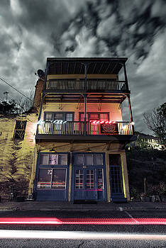 3rd Story Ghost Town by Michael McClellan