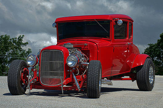 1930 Plymouth Hot Rod - Hot Rod Stages Others Beautiful