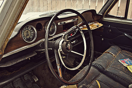 1964 Austin Westminster - Detail by Cendrine Marrouat