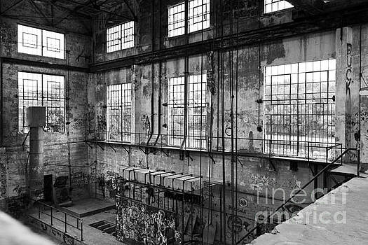 Abandoned Electric Power Station by ELITE IMAGE photography By Chad McDermott
