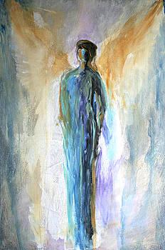 Angel by Alma Yamazaki