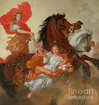 Apollo and Aurora by Gerard de Lairesse