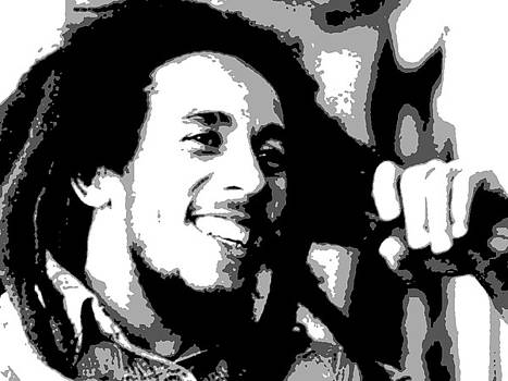 Bob Marley by Dan Carman