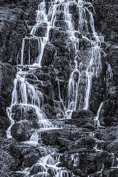 Bride's Veil Waterfall by David Pringle