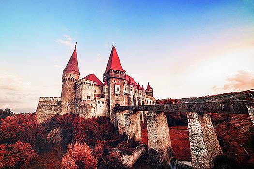 Corvin Castle by Chris Thodd