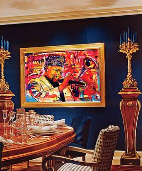 Customized fine art by Everett Spruill