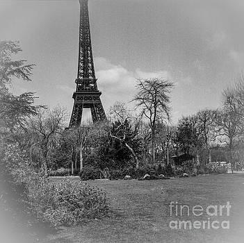 Cyril Jayant - Eiffel Tower