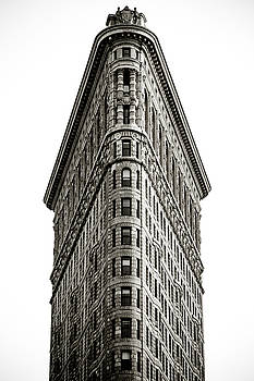 Face of Flatiron  by Robert J Caputo