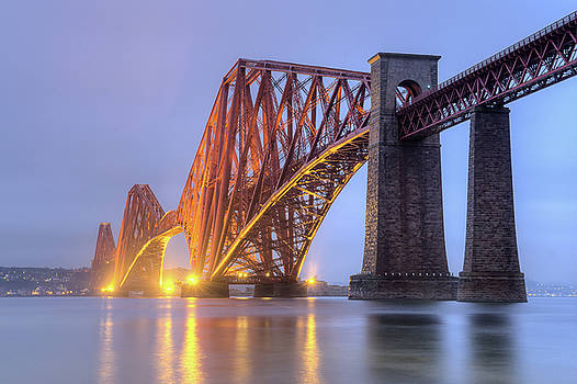 Forth Bridge by Ray Devlin