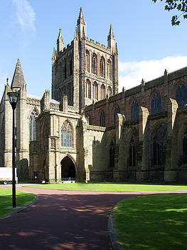 Hereford Cathedral by Chris Day