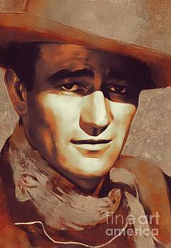 Mary Bassett - John Wayne, Hollywood Legend