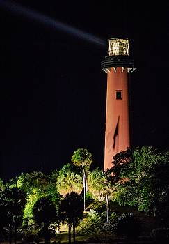 Jupiter Lighthouse by Christopher Perez