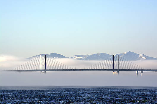 Veli Bariskan - Kessock Bridge, Inverness