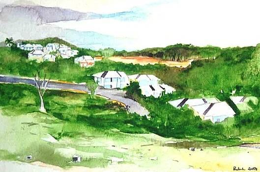 Landscape by Prakash Sree S N