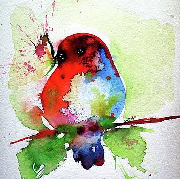 Little bird by Kovacs Anna Brigitta