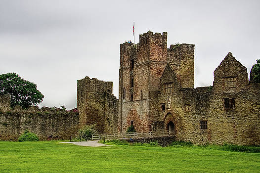 Ludlow Castle by Chris Day