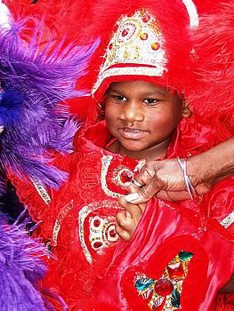 Jerome Holmes - Mardi Gras Indians