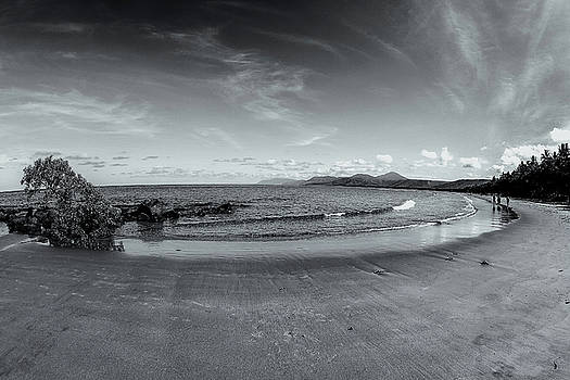 4 Mile Beach Port Douglas by Chris Hood
