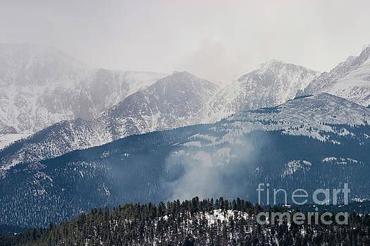 Steve Krull - Misty Pikes Peak
