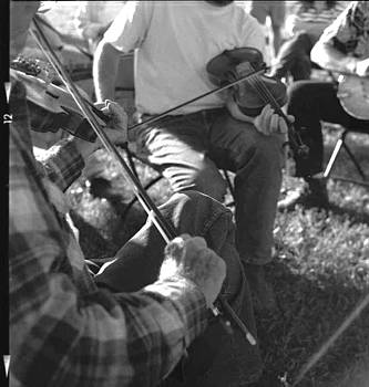 Old Timey Fiddle Session by Kenneth Carpenter