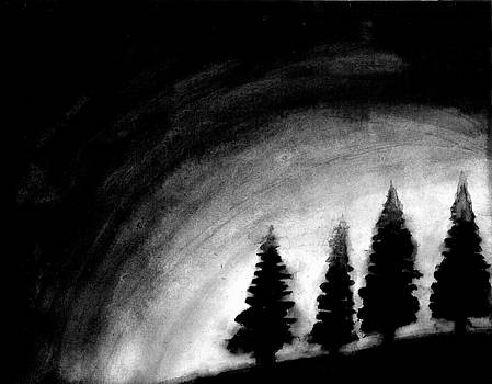 4 Pines by Salman Ravish