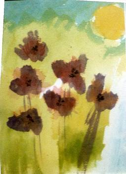 Poppies by Thomas Armstrong